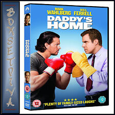 DADDY'S HOME - Will Ferrell & Mark Wahlberg *BRAND NEW DVD***