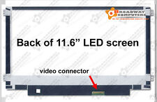 "11.6"" Slim LED Screen 30pin For NT116WHM-N21 Left and right"