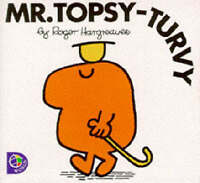 Mr.Topsy-Turvy (Mr. Men Library), Hargreaves, Roger, Very Good Book