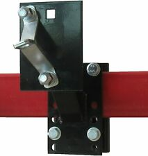 Tow Tuff Ttf-0345Tc Universal Spare Tire Carrier with Lock