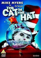 BRAND NEW DVD // MIKE MEYERS // Dr. Seuss' The Cat in the Hat //DAKOTA FANNING