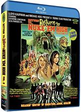 PB ACTION/ADVENTURE-RETURN TO NUKE EM HIGH AKA VOLUME 2  (BLU-RAY) Blu-Ray NEW