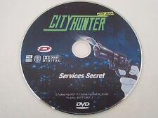 DVD CITY HUNTER NICKY LARSON - SERVICES SECRET (Loose)