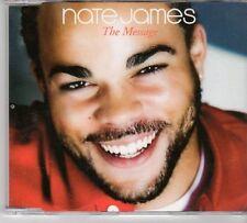 (EX400) Nate James, The Message - 2005 DJ CD