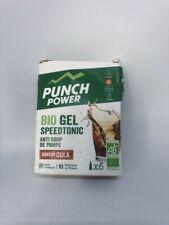 lot de 2 Speedtonic gel anti coup de pompe cola bio 2x6x25-Punch Power- 01/2022/