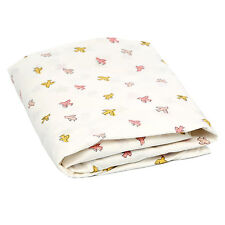 Dwell Studio Treetops Swallow Fitted Crib Sheet -Pinks Yellow - NEW!