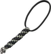 Schmuckatelli Co Emerson Lanyard with Bead SMUKEBLBDCP