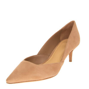 RRP €380 ALEXANDRE BIRMAN MARGOT Suede Leather Court Shoes EU 37.5 UK 5.5 US 7.5