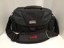 Fast  Shipping! Canon Rebel DSLR Shoulder Bag Camera Carrying Case - Excellent!