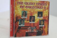 CD - The Great Voices of Christmas II - 1997 - PolyGram Records