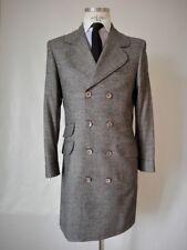 Hand made man coat (no Kiton Brioni) 100% CASHMERE size it 46/48 uk 36/38