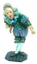 Duncan Royal History Of Clowns Pantalone 1986 Limited Edition Figurine #711