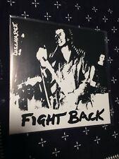 "DISCHARGE FIGHT BACK 7"" UK D-BEAT HARDCORE CRUST PUNK GBH EXPLOITED"