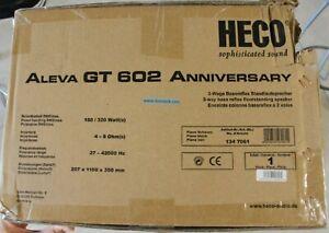Heco Aleva GT 602 320W Standlautsprecher - Schwarz (1347060)