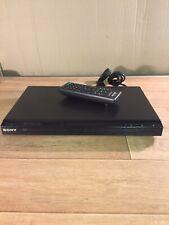 Sony DVP-SR150 CD/DVD Player with Original Remote Control VGC