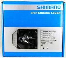 Shimano St-ef51 3 X 8 Speed Shifters / Brake Levers Combo Kit Bike