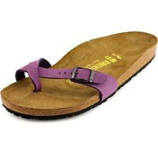 Birkenstock Piazza Women US 10 N/S Purple Slides Sandal EU 41 NWOB  1374