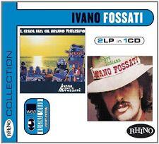 Ivano Fossati: 2lp in 1cd: Good Bye Indiana + Il Grande Mare Che Avremmo At - CD