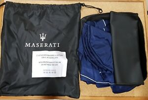 Genuine Maserati Interior Protection Kit #900000547 Granturismo Ghibli