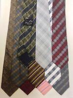 24 x Mens Assorted Jacquard Designs Colours Classic Ties Lot Necktie Neck Tie