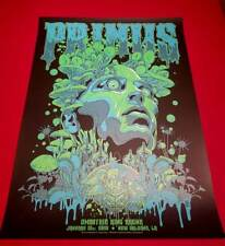 Vance Kelly Primus New Orleans Print zoltron nc winters zombie yeti spusta phish