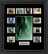 Matrix Revolutions Framed 35mm Film Cell Memorabilia Filmcells Movie Cell Presen