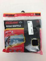 NWT Wolverine Men's Black Baselayer Waffle Knit Activewear Pants Sz XL