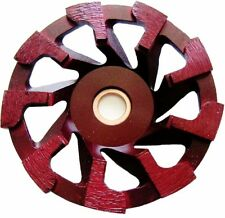 4'' diamond cup wheel for masonry stone and coating removal