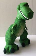 BIG ROARIN' REX Fisher Price Disney Toy Story Dinosaur Dino Roar Plush Stuffed