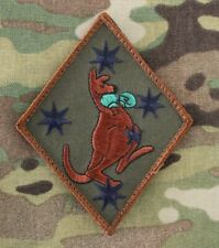 Australia, Boxing Kangaroo, Southern Cross, Army, ADF, Military, Morale Patch