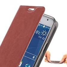 Samsung Galaxy Core 2 SUPER DELGADO CARTERA FUNDA CASE COVER WALLET