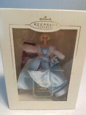 Hallmark Barbie Keepsake Ornament Delphine Fashion Model Collection 2005 QXI6432