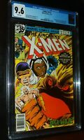 THE UNCANNY X-MEN #117 1979 Marvel Comics CGC 9.6 NM+