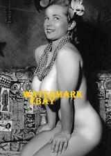 Virginia Bell-Pinup Girl, Burlesque Dancer, Vintage-Photo