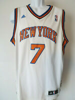 CARMELO ANTHONY NEW YORK KNICKS JERSEY 7 adidas white NY NBA Basketball