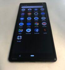 Sony Xperia 10 - 64GB-Nero (Sbloccato) (Dual Sim)