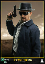 BREAKING BAD HEISENBERG WALTER WHITE  figura PVC escala 1:6 30cm de Three Zero