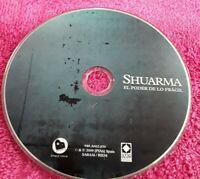 Suarma El Toute Puissance De Lo Fragil CD Sabam Biem Azar Bunbury Éléphants Sin