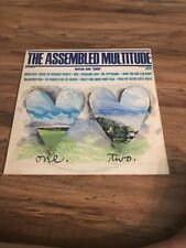 ATLANTIC The Assembled Multitude 1970 Overture from TOMMY SD-8262 NM-