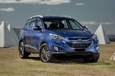 HYUNDAI iX35 4X4 2010 - 2013 WORKSHOP SERVICE MANUAL