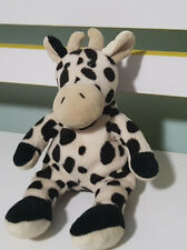 BASHFUL BULL CALF JELLYCAT BEANIE PLUSH TOY SOFT TOY 14CM SEATED