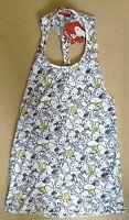 Primark SNOOPY PEANUTS Women's Sleeveless Vest Top T shirt  UK 6-20