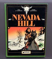 Nevada Hill. Dargaud 1974 EO