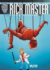 Rick Master Gesamtausgabe 19  Splitter Verlag TOP