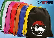 pokeball estrella de la muerte parodia pokemon death saco mochila bolso bolsa