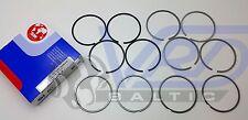 FIAT DOBLO IDEA LINEA PANDA PUNTO EVO  1.3 D JTD PISTON RINGS SET STD
