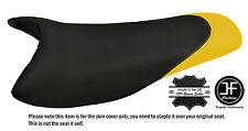 Noir & jaune custom fits seadoo hx 95-97 automotive vinyle housse de siège