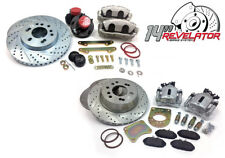 "63-87 C10 Pro Performance Front/Rear 14"" Big Brake Kit Corvette C5 Caliper"
