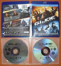 G.I. JOE 2 La Venganza (Retaliation) [Blu-Ray & Region Free A B C + DVD Zona 2]