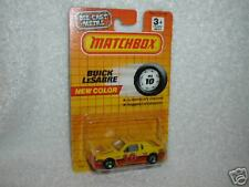 Matchbox - 1990 - Buick LeSabre Stocker - 1/65